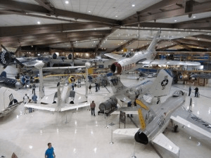 The National Naval Aviation Museum in Pensacola, Florida (Photo Credit: Terri Weeks)