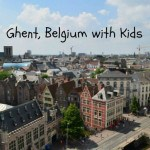 Ghent with kids
