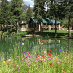 Glamping at the Broadmoor's Ranch at Emerald Valley in Colorado