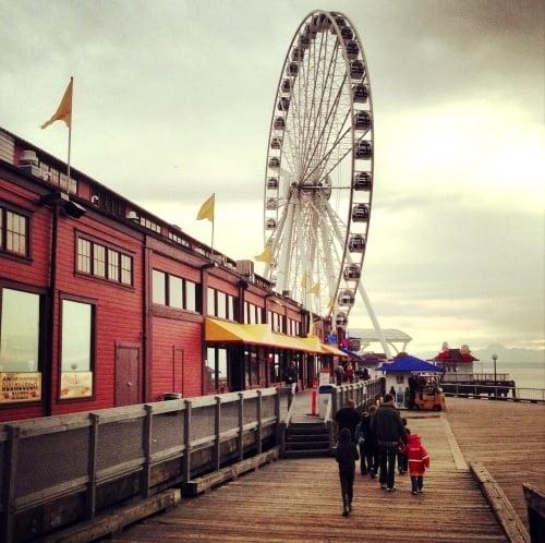 Celebrity Alaska Cruise ports: Seattle