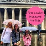 Free London Museums for Kids