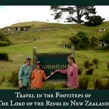 Travel in the footsteps of The Lord of the Rings in New Zealand