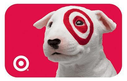 Target gift card (Photo credit: Target.com)