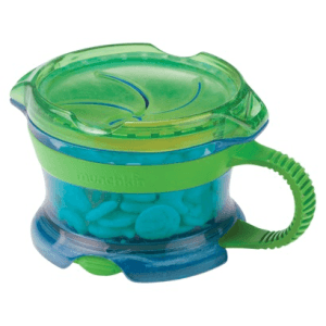 Munchkin snack container