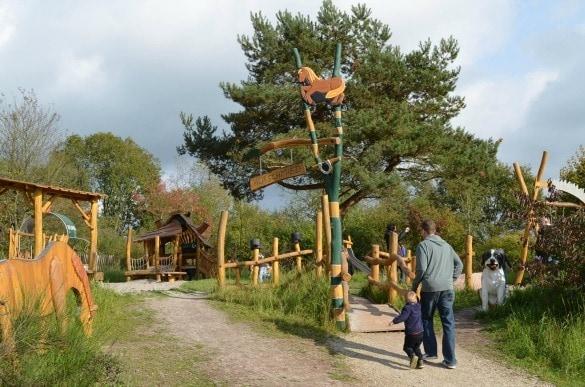 Center Parc Bostalsee's playground