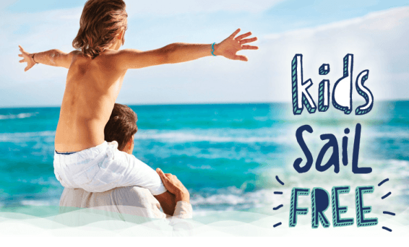 Kids sail free with MSC Cruises (Photo from MSCCruises.com)