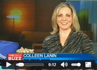 "Colleen Lanin, Author of ""The Travel Mamas' Guide"" on The Daily Buzz"