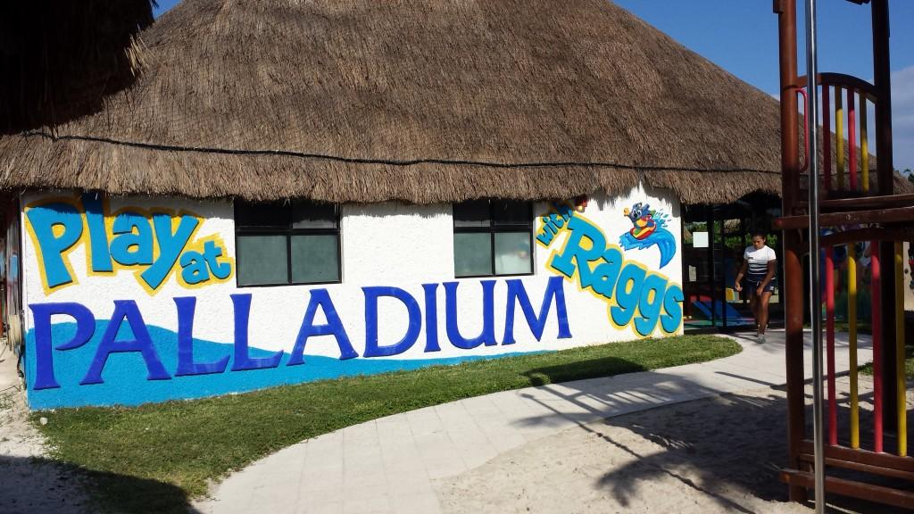 Kids Club at the Grand Palladium Riviera Resort & Spa