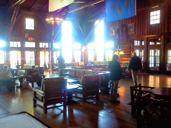 Starved Rock Lodge Great Hall