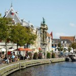 Holiday in Haarlem, Holland