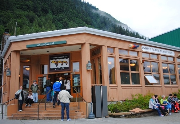 Twisted Fish Co. Alaskan Grill