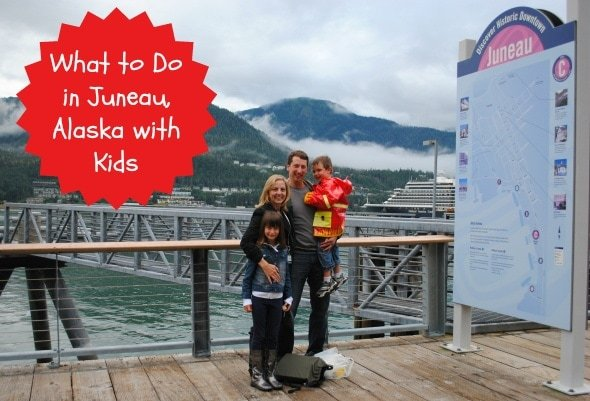 What to do in Juneau, Alaska with kids