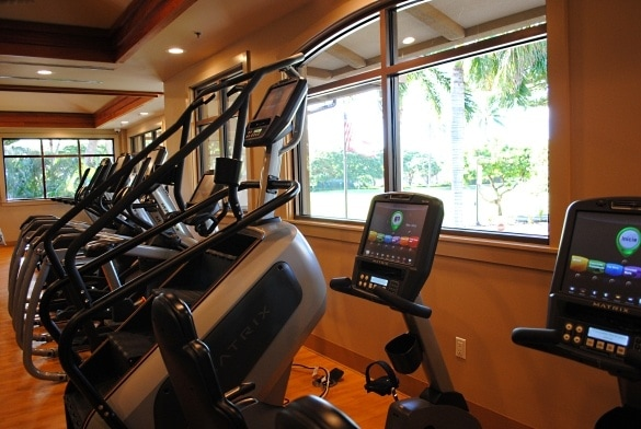 Kaanapali Alii Fitness Center
