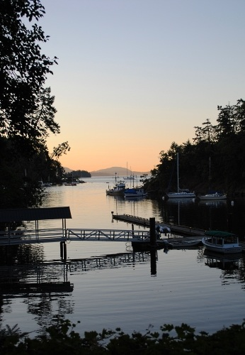 Butchart Lake