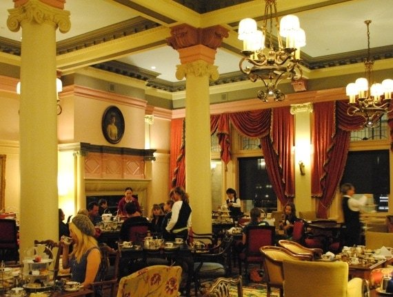 The Empress Tea Room