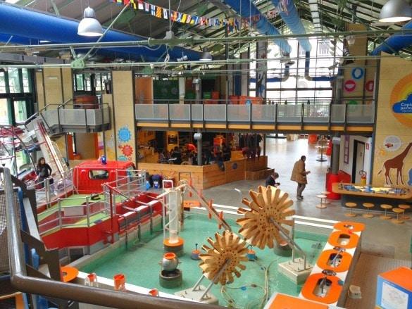 Explora il Museo dei Bambini - children's museum in Rome