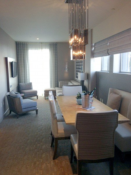 Suite at The Hotel Wilshire