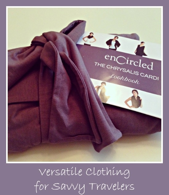 Encircled - Versatile travel clothing