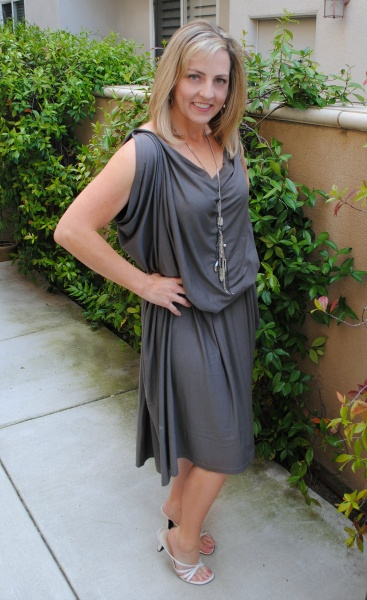Travel Tunic Dress by Encircled