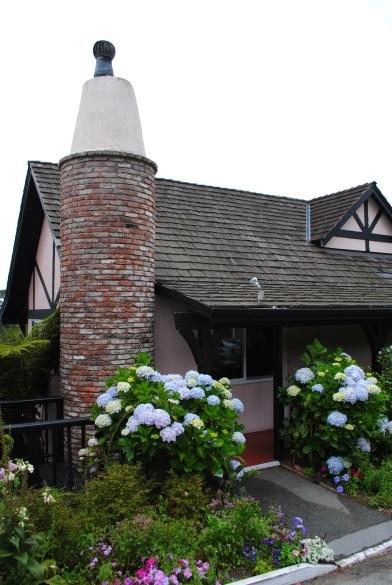 Hofsas House in Carmel by the Sea, California