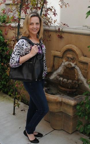 The Overtime Bag for travel, work & motherhood