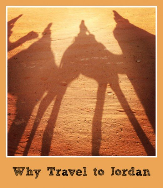 Why Travel to Jordan