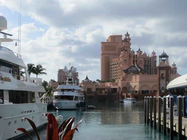 Bahamas Atlantis Resort Marina