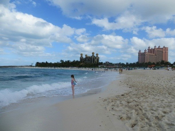 Bahamas Atlantis Resort Cove Beach