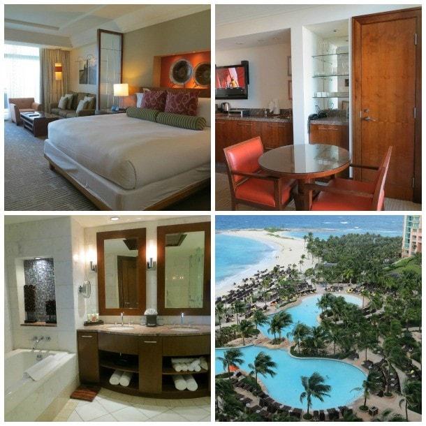 Bahamas Atlantis Resort The Reef Studio Ocean View