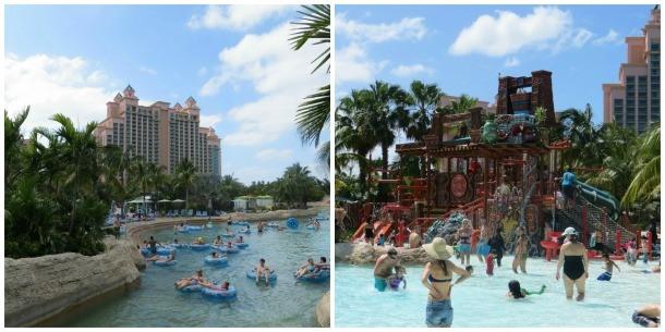 Bahamas Atlantis Aquaventure water park
