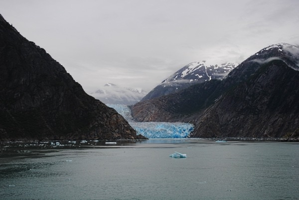 Celebrity Alaska Cruise ports: Tracy Arm Fjord