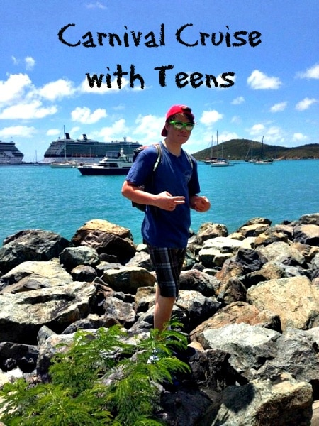 Carnival Cruise with Teens