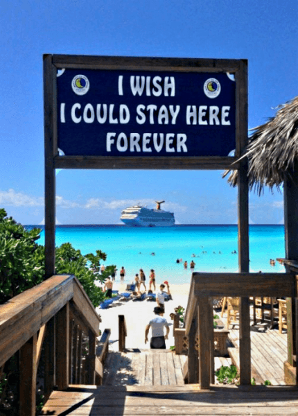 Caribbean Carnival cruise with teens