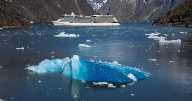 Celebrity Alaska Cruise Ports (Photo courtesy of Celebrity Cruises)