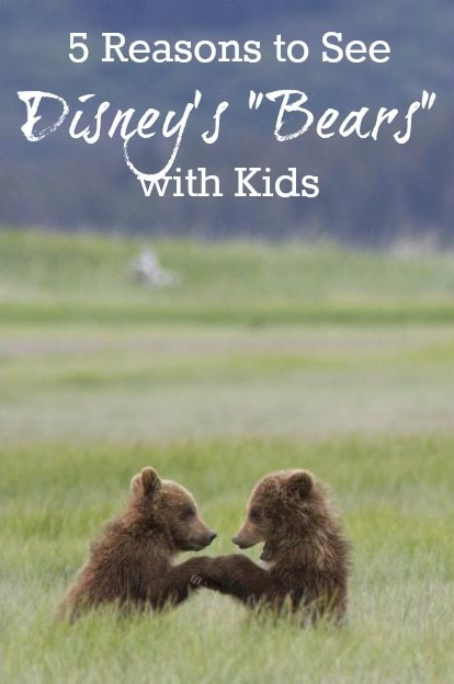 5 reasons to see Disney Bears movie with kids