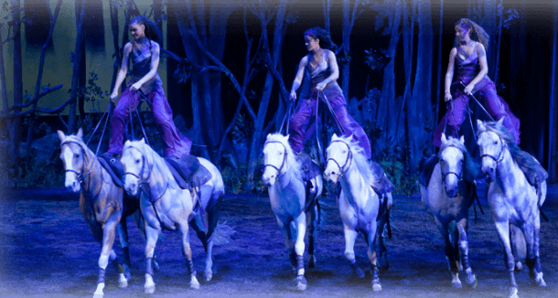 Cavalia Roman Riding