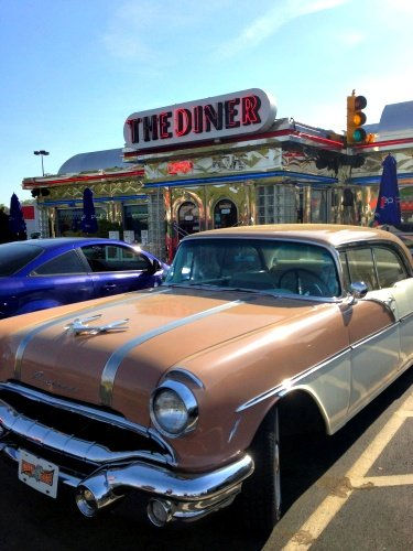 The Diner in Sevierville, Tennessee