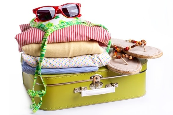 Packing smart helps ensure happy summer vacation days