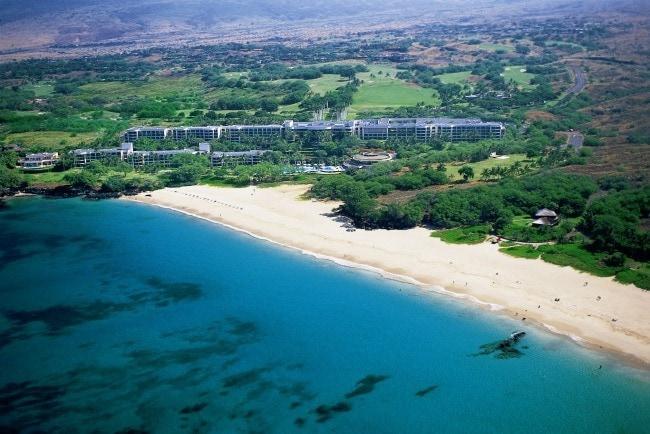 Hawaii Island Hapuna Beach