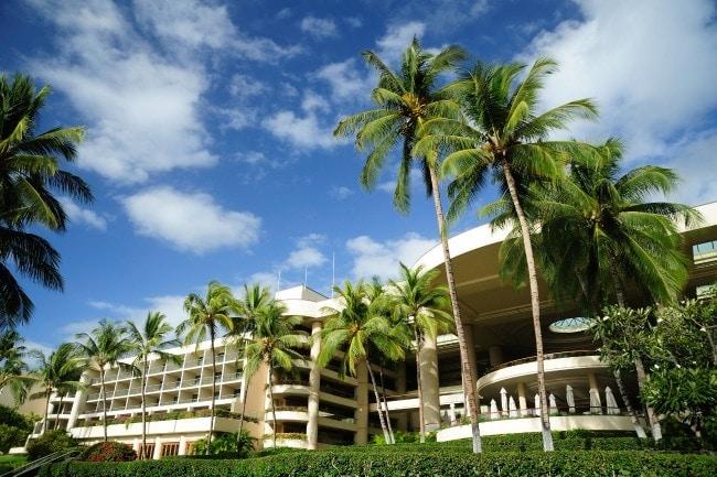 Hapuna Beach Prince Hotel, Hawaii