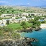 Hotel on Hapuna Beach Big Island Hawaii