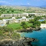 Hotel on Hapuna Beach Big Island Hawaii