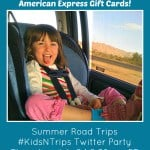 Summer Road Trips Twitter Party