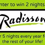 Radisson Giveaway - two ways to win