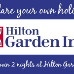 Hilton Garden Inn Declare Your Own Holiday Giveaway