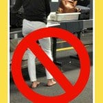 Avoid Nasty Germs at Airport Security with Cootie Booties