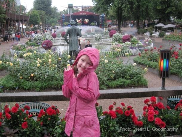 denmark copenhagen tivoli gardens