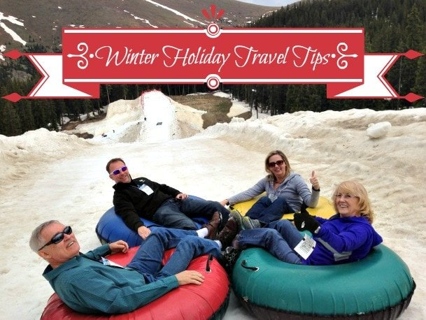 Winter Holiday Travel Tips