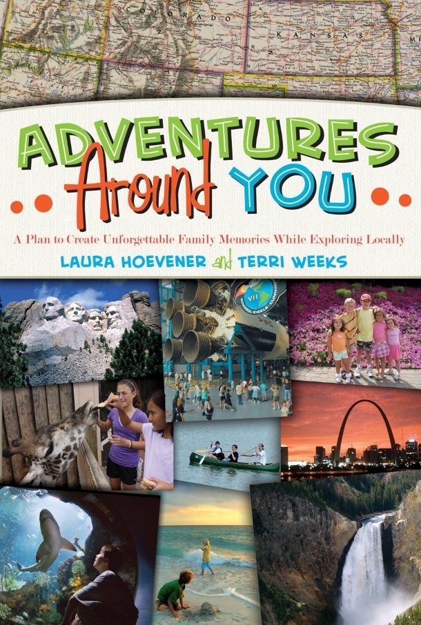Adventures Around You Review - A small guide for parents who want to make the most of the adventure of childhood with their kids