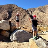 Borrego Springs with Kids